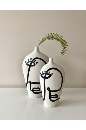 BAB OBJECTS Fase Vase / Küçük Boy 0
