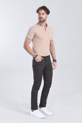 M Store Hakı Slım Fıt Pantolon 1