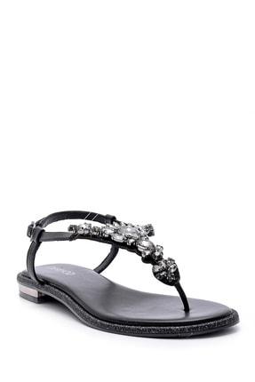 Derimod Kadın Taşlı Sandalet 1