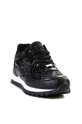 Bambi Siyah Kadın Sneaker L06030561 2