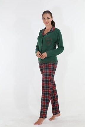 Etoile Étoile Uzun Kol Pijama Takımı %100 Pamuk / 98118 2
