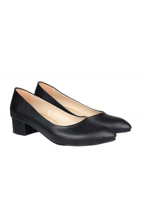 PUNTO 372008 Siyah Kadın Stiletto 4