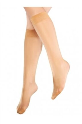 تصویر از 12 Adet 20 Den Ince Dizaltı Çorap