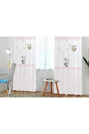 Bebişim Halı Panda 2174 140x240 Çocuk Odası Fon Perde 0