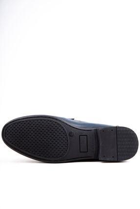 Milano Brava Hakiki Deri Günlük Loafer Erkek Ayakkabı Hsm904 Lacivert 2