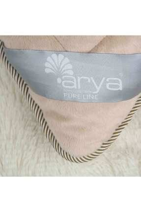Arya Home Sophie Brown Pure Line Yastık 70x70 1