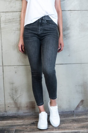 Desperado Likralı Yüksek Bel Jean 1