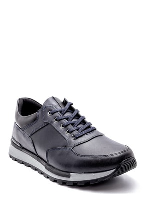 Derimod Erkek Deri Casual Sneaker 1