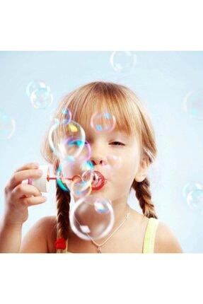 webcenter Kaliteli Köpüklü Üflemeli Baloncuk Sıvısı (Baloncuk Solüsyonu) 1 Litre 1