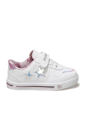 Polaris 615137.P1FX Beyaz Kız Çocuk Sneaker 101010848 1