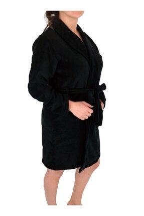 Dükkan Moda Kadın Polar Sabahlık 1