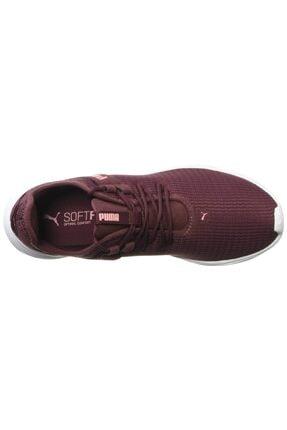 Puma RADIATE XT WN S Bordo Kadın Sneaker Ayakkabı 101119112 4