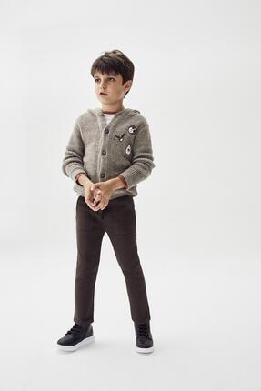 Erkek Çocuk Kahve Pantolon 20fw0nb3216 resmi