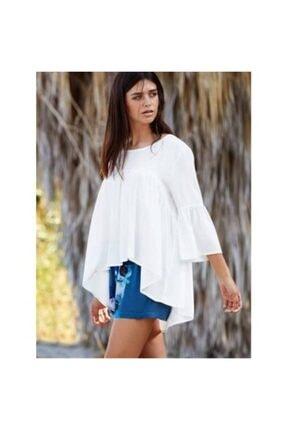 Penye Mood Kadın Gömlek Şort Takım / 8346 Tarz Takım 0