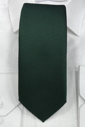 Quesste Accessory Quesste Armür Dokumalı Noktalı Mendilli Ince Kravat 6 Cm 2