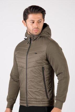 Ceket | Sportswear Ceket | Erkek Sportswear Ceket MMAW1817009JCK003-HAKİ-HAKİ-SİYAH-