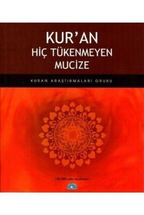 İstanbul Yayınevi Kur'an Hiç Tükenmeyen Mucize 0