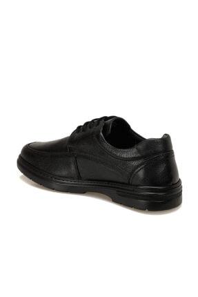 Polaris Erkek Siyah Klasik Ayakkabı 2