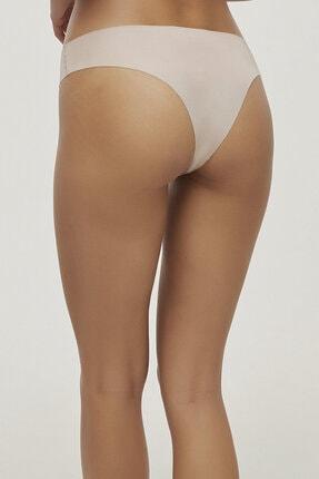 Penti Bej Nude Colors Brazilian Külot 2