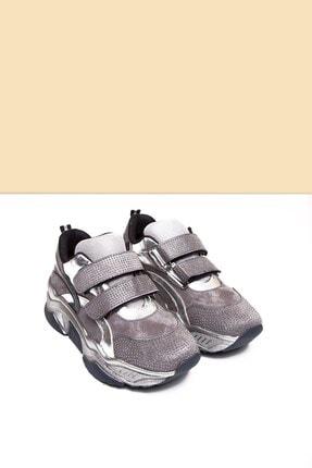 Pierre Cardin PC-30422 Platin Kadın Spor Ayakkabı 1