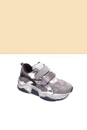 Pierre Cardin PC-30422 Platin Kadın Spor Ayakkabı 2