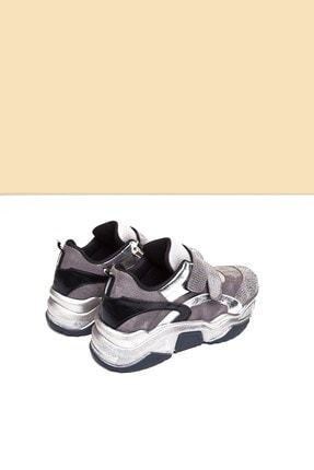 Pierre Cardin PC-30422 Platin Kadın Spor Ayakkabı 4