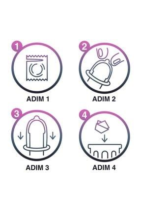 Durex Maraton 40' Lı Geciktiricili Prezervatif 4