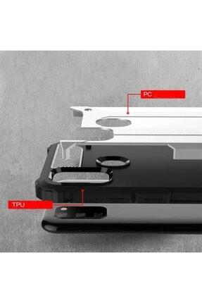 BCA Samsung M30s Sert Zırh Çift Katmanlı Kılıf - Tank Korumalı 3