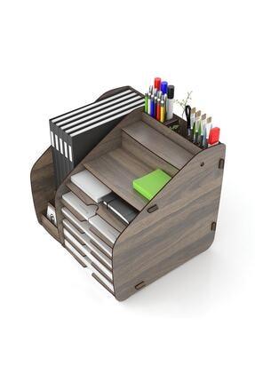 Design OTTO Fx Xlarge Modest - 6 Renk - A4 Evrak Rafı Masaüstü Organizer 2