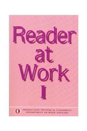ODTÜ YAYINLARI Odtü Yayıncılık Reader At Work 1 0