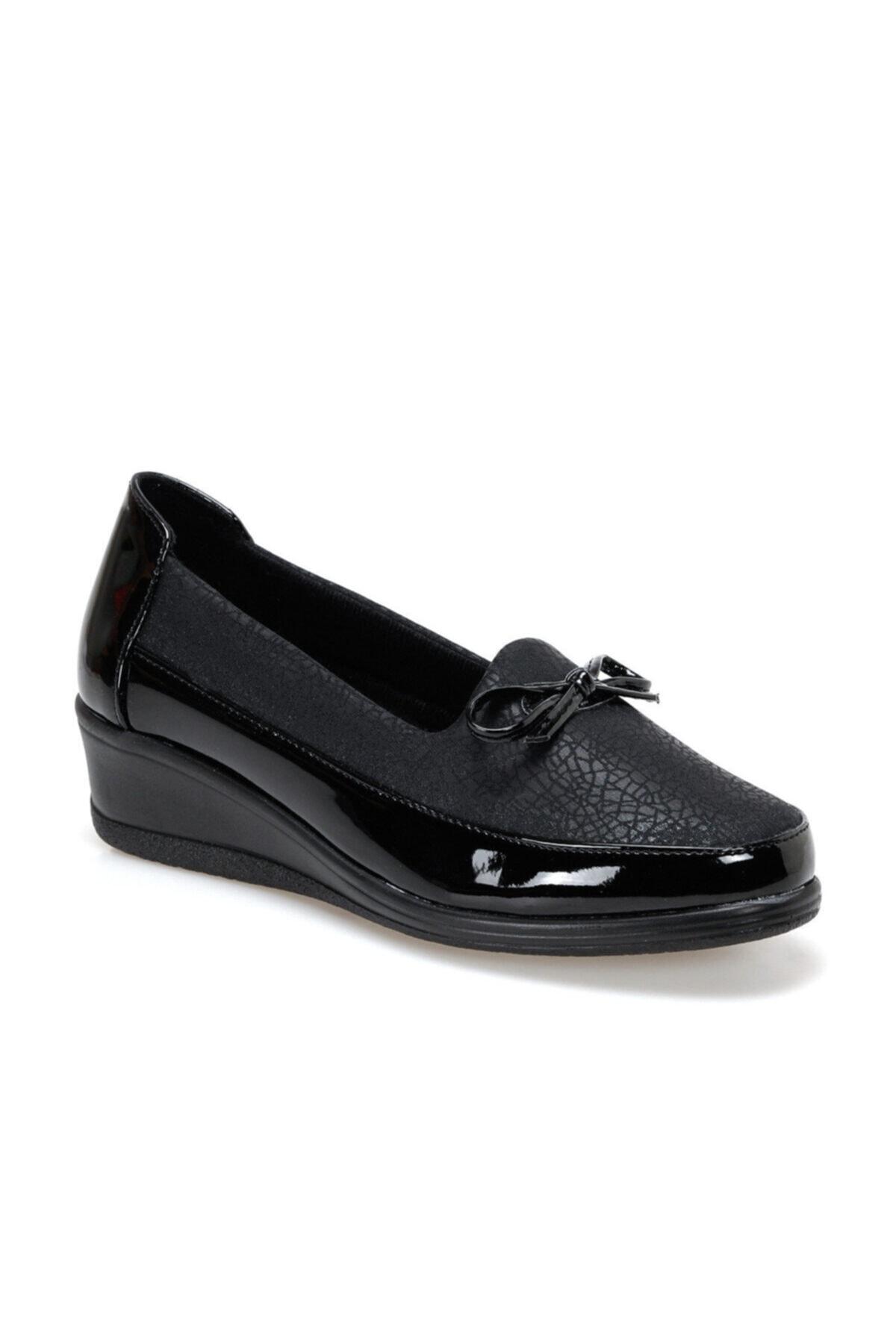 161465.Z Siyah Kadın Comfort Ayakkabı 100557718