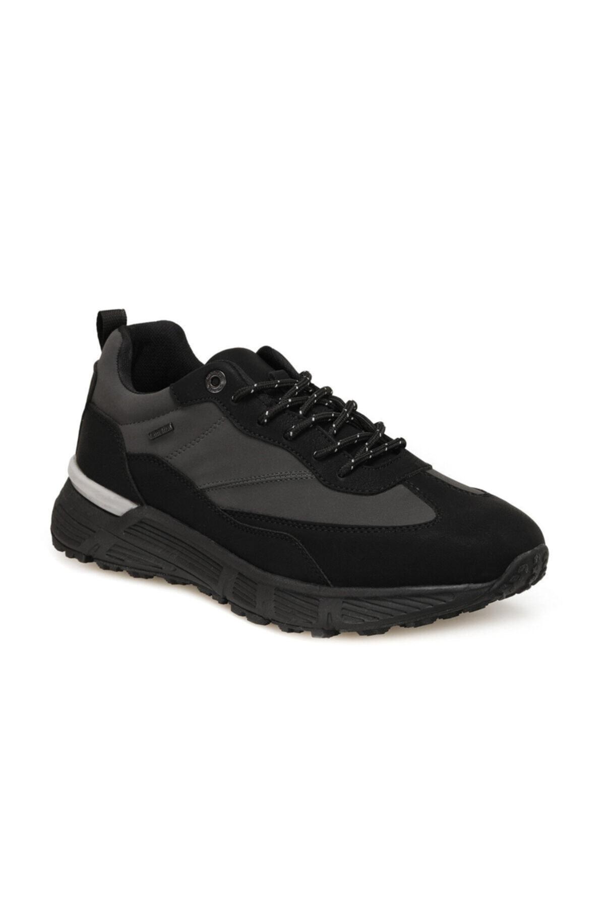 YEWI Siyah Erkek Sneaker Ayakkabı 100541475