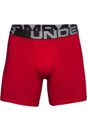Under Armour Erkek Boxer - Ua Charged Cotton 6In 3 Pack - 1363617-600 1