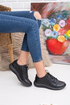 Diego Carlotti Hakiki Deri Günlük Kullanım Kadın Ayakkabı 0