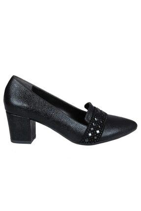 PUNTO 533060 Siyah Kadın Stiletto 0