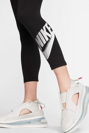 Nike W Nsw Club Crop Futura Tayt Ck3967-010 2