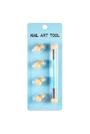 Venalisa Nail Art Ombre Fırçası 4 Yedekli 0