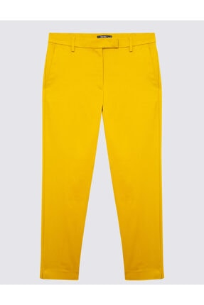 Marks & Spencer Pamuklu 7/8 Pantolon 0