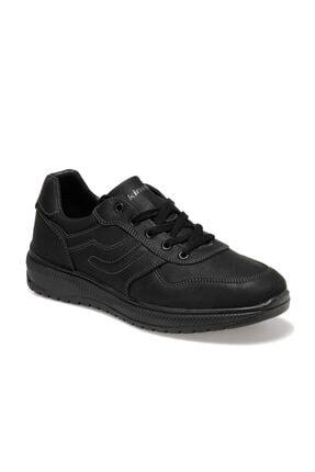 Kinetix Anzor Siyah Erkek Sneaker Ayakkabı 0