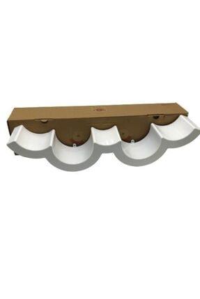 FLY SOFT Flying Rool Beyaz Çoklu Tuvalet Kağıdı Tutucu Standı 54152 2
