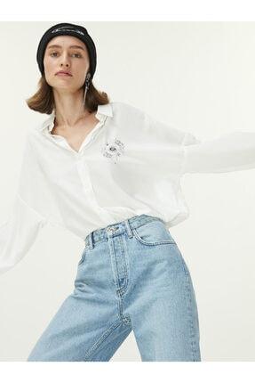 Twist Oversize Gömlek 2