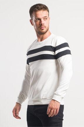 caddecity Göğüs Çift Bantlı Sweatshirt 2