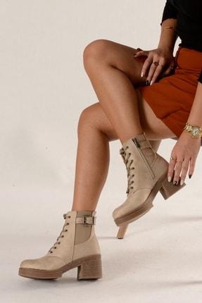 Nil Shoes Vizon Süet Yuvi Bot 1