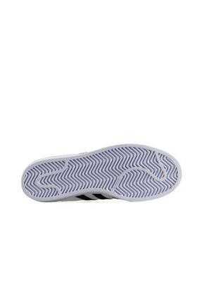 adidas Superstar Günlük Spor Ayakkabı Beyaz C77124 3