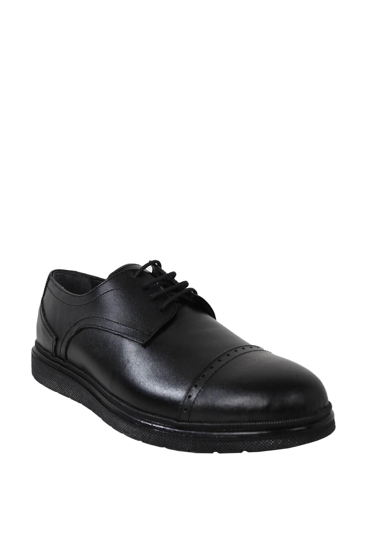 Siyah Erkek Klasik Ayakkabı 17301
