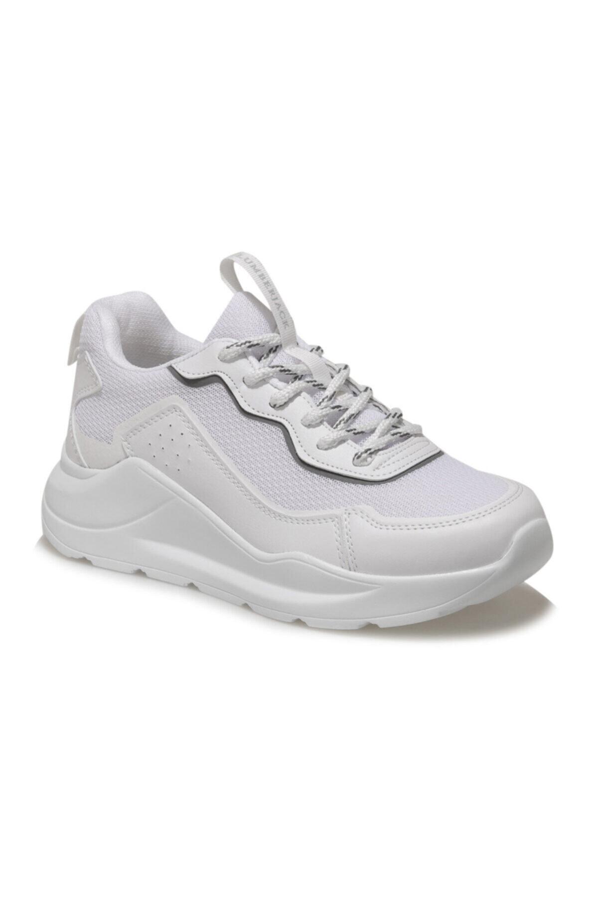 CLARA 1FX Beyaz Kadın Spor Ayakkabı 100696320