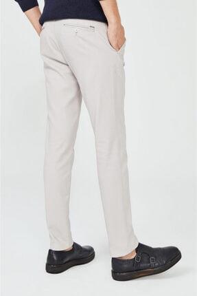 Avva Erkek Taş Yandan Cepli Düz Slim Fit Pantolon A02y3074 2