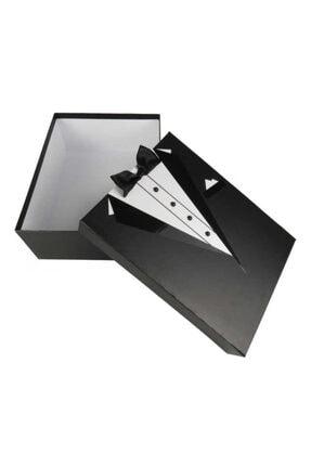 ACAR Kutu damat bohçası kutusu karton 3lü set pk:3- 1