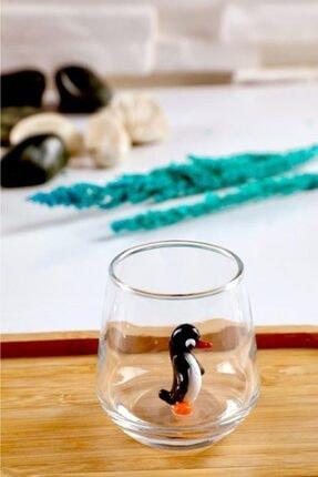 mosaicturk Kahve Yanı Bardağı Karışık Hayvan Figürleri 3