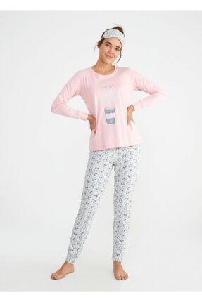 Suwen Bella Spor Pijama Takımı 0